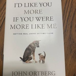 """Other - Used book""""I'd Like You If You Were More Like Me"""""""